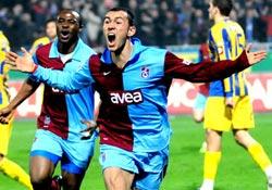 Trabzonspor 90+1'de güldü