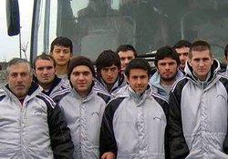 Hopaspor Antalya'da hazırlanıyor