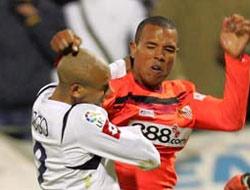 Futbol değil boks maçı VİDEO
