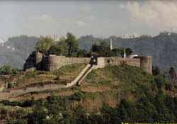 Tarih kalelerde yaşar