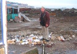 Rize'de balıkçılar çok dertli