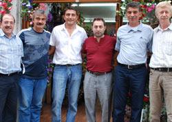 Rizespor'un tarih yazan yıldızları