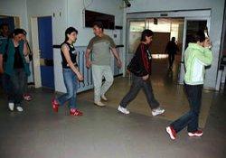 Artvin'de 9 bayan sınırdışı edildi