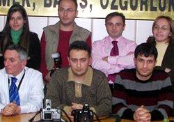 Rize'de gazeteciler günü kutlaması