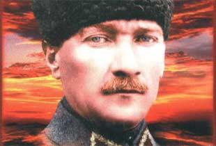 Şimdi de Atatürk'e saygısızlık!