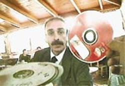 Trabzon'da porno CD skandalı!