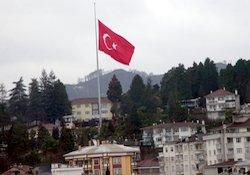 En büyük Türk Bayrağı Rize'de