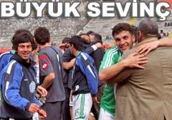 Çayeli ve İyiderespor finale çıktı