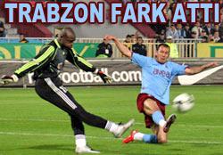 Trabzon'da 'FARK'lı gece: 4-1
