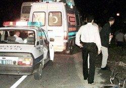 Rize'de yürek yakan kaza