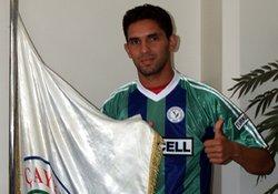 Rizespor'da Santos imzayı attı