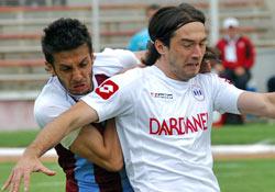 Trabzon Karadeniz elendi...