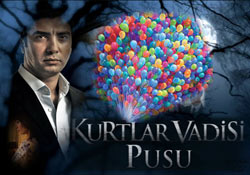Kurtlar'ın Trabzon'a 61. bölüm jesti