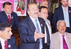 Sadri Şener'e belediyeden cevap