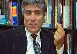 Gazeteci Hırant Dink öldürüldü