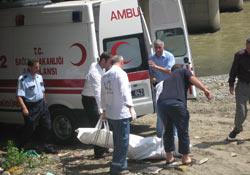Rize'de bayan cesedi bulundu