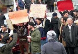 Artvin'de Dink protestosu