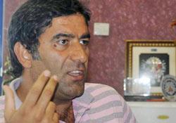 Ünal Karaman yeniden Trabzon'da