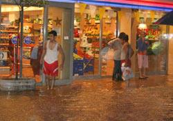 Giresun'da 1 hafta sonra yine sel