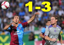 Trabzon Avrupa'ya Fransız kaldı!