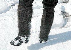 """Artvin'in """"kıl çorapları"""" hala revaçta"""