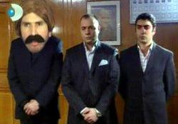 """Kurtlar Vadisi """"Komedi!"""" VİDEO"""