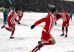 Rizespor Sivas'ta 1-0 kaybetti