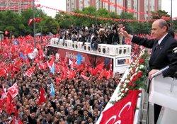 MHP Pazar'da startı verdi