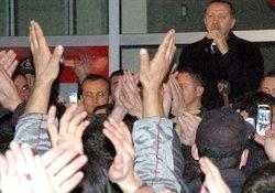 Başbakan Rize'ye ulaştı
