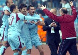 Trabzonspor kendine geldi: 2-0