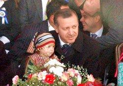 Başbakan Ardeşen'de konuştu