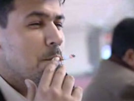 Sigaraya 45 dakikada veda İZLE