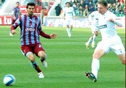 Düellonun galibi Trabzonspor!