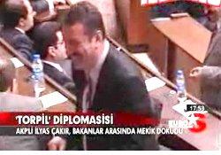 İlyas Çakır'a torpilci suçlaması!