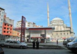 Rizespor'a 2 adet Petrol Ofisi!
