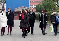 İtalya'da Trabzonlular'a çirkin taciz