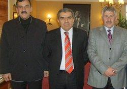 Başkan Basa Ankara'dan döndü