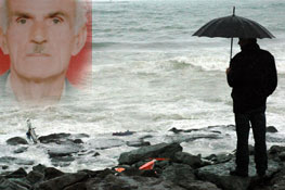 Rize'de kayıp denizci alarmı