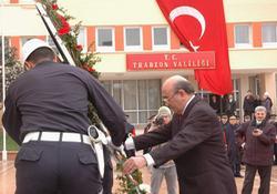 Trabzon'da kurtuluş coşkusu