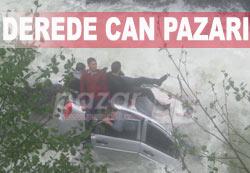 Ayder yolunda kaza: 1 ölü 5 yaralı