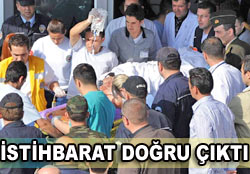 Terör Karadeniz'de: 1 şehit 2 yaralı