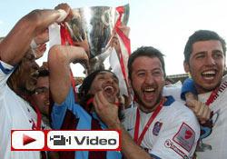 Trabzonspor'un 14 yıllık intikamı!