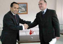 Sarp Kapısı'nda Türk-Gürcü paktı!