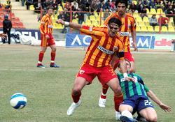 Rizespor Kayseri'ye 1-0 yenildi
