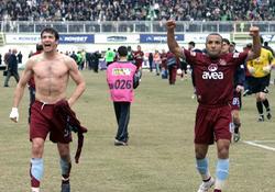Trabzonspor coştu bir kere