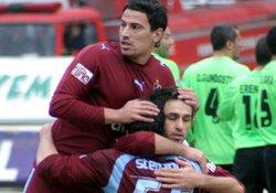 Trabzonspor çıtayı yükseltti