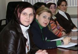 Rize'de kadınlar meclisi toplandı