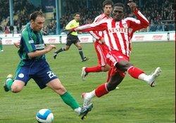 Rizespor 3 puanı 3 golle aldı: 3-1