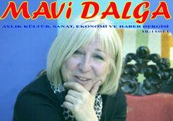 Mavi Dalga, okuyucuyla buluşuyor
