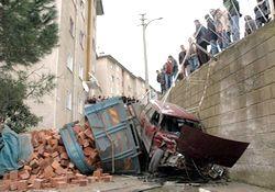 Bu kazada can kaybı olmadı!